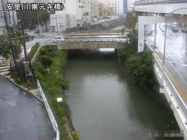 安里川-崇元寺橋