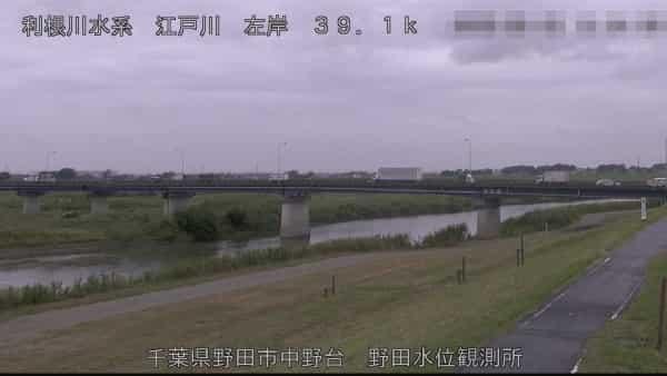 江戸川-中野台