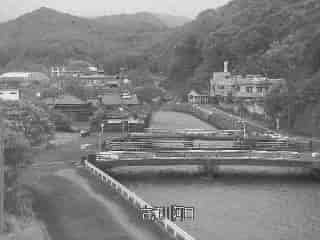 古江川河口