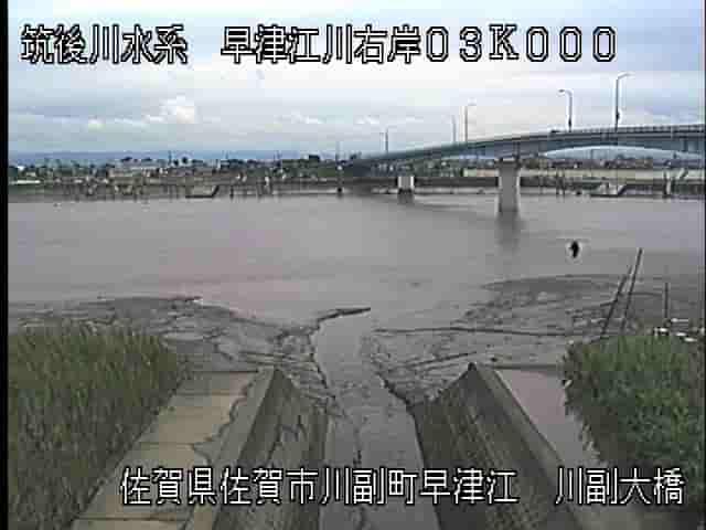 早津江川-川副大橋