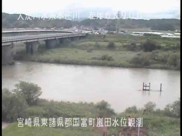 本庄川-本庄橋