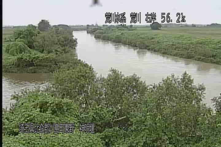 市野川-神明堰