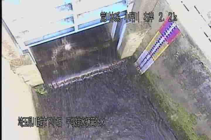 小畔川-とげ橋