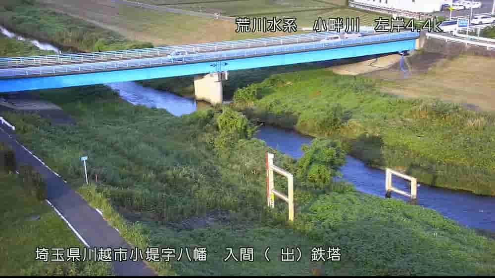 小畔川-八幡橋