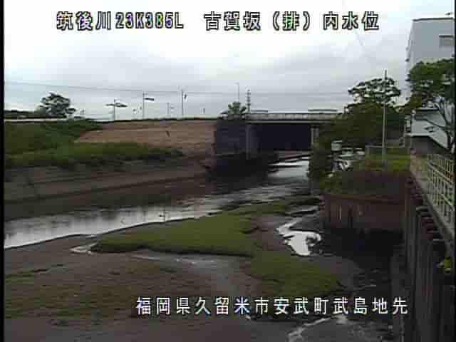 筑後川-古賀坂排水機場