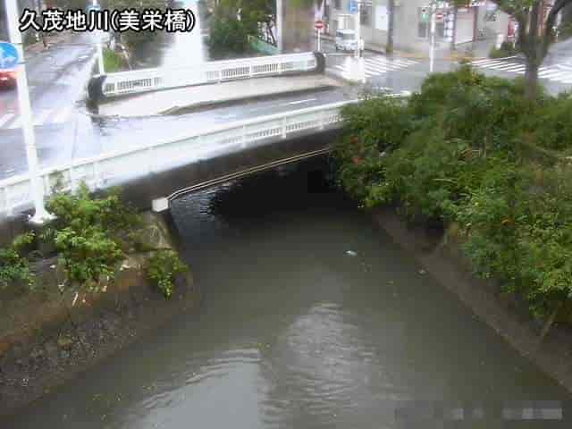 久茂地川-見栄橋