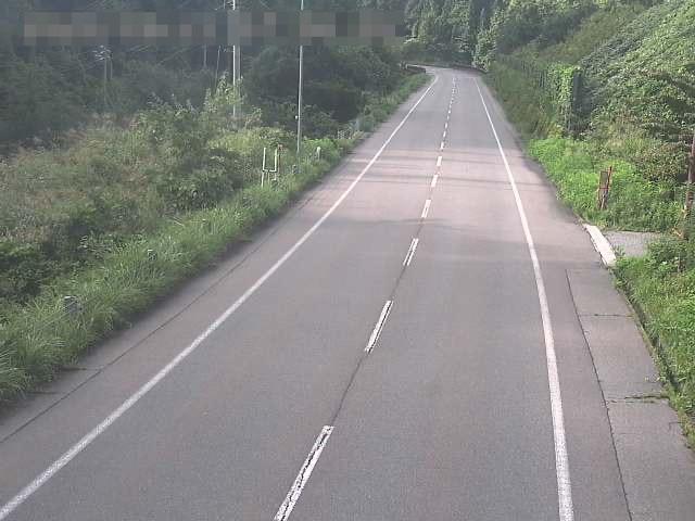 県道33号美麻トンネル南付近