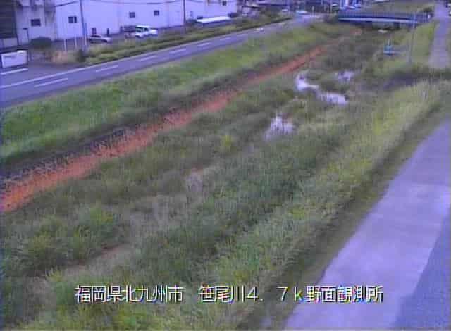 遠賀川-野面