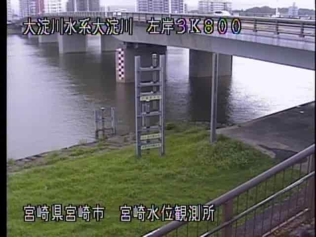 大淀川-橘橋