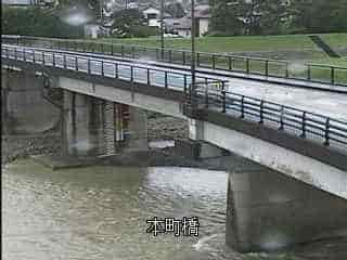 酒谷川-本町橋