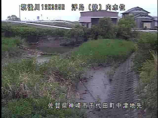 筑後川-浮島排水機場
