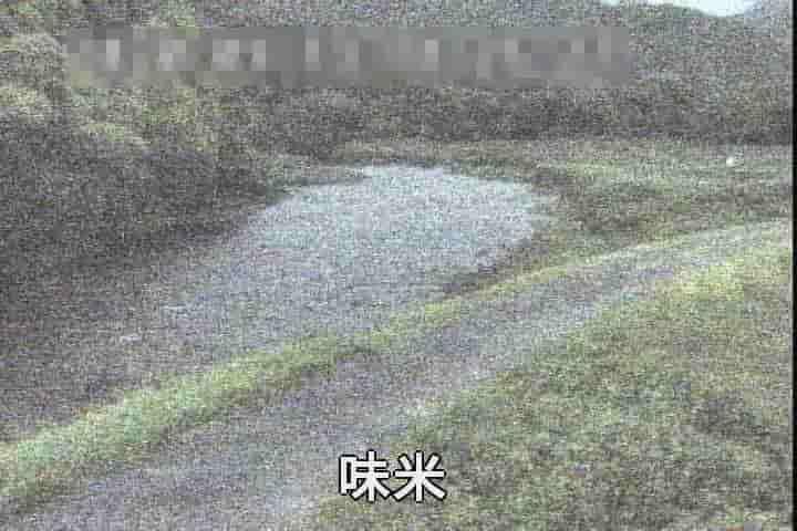矢作川-味米水位観測所