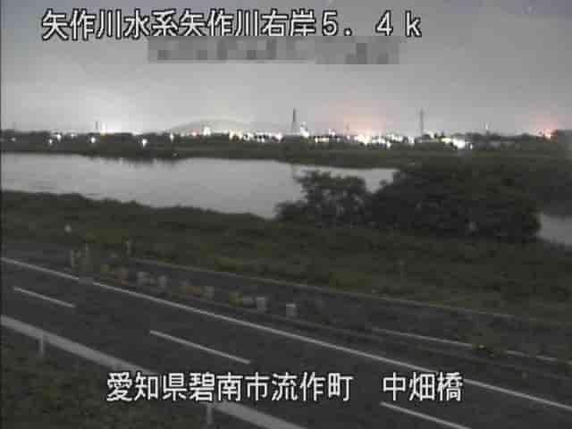 矢作川-中畑橋付近