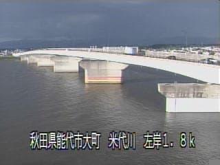 米代川-能代大橋