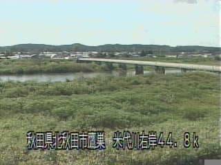 米代川-鷹巣橋