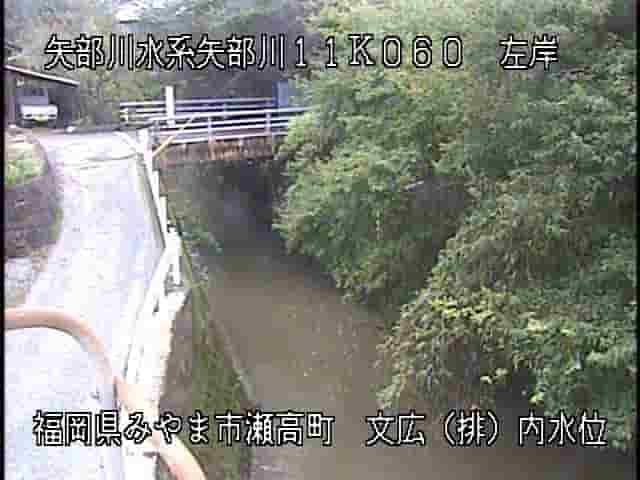 吉岡川-上町橋