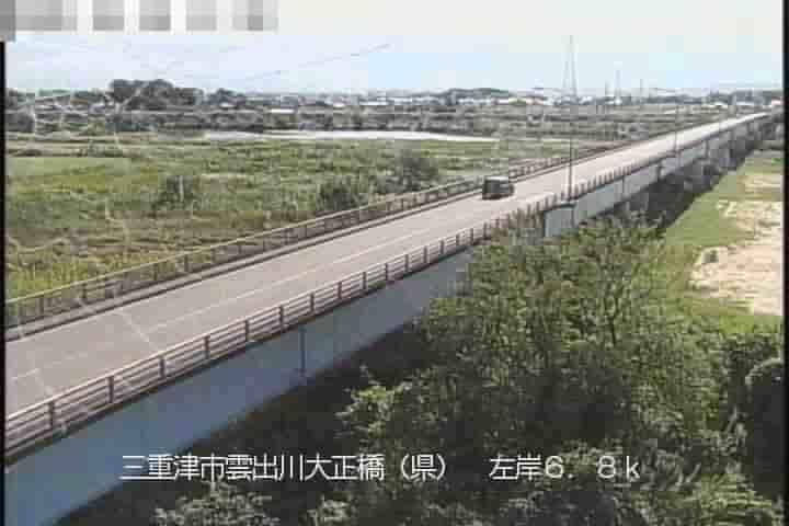 雲出川-大正橋
