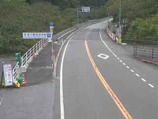 国道314号-JR出雲坂根駅付近