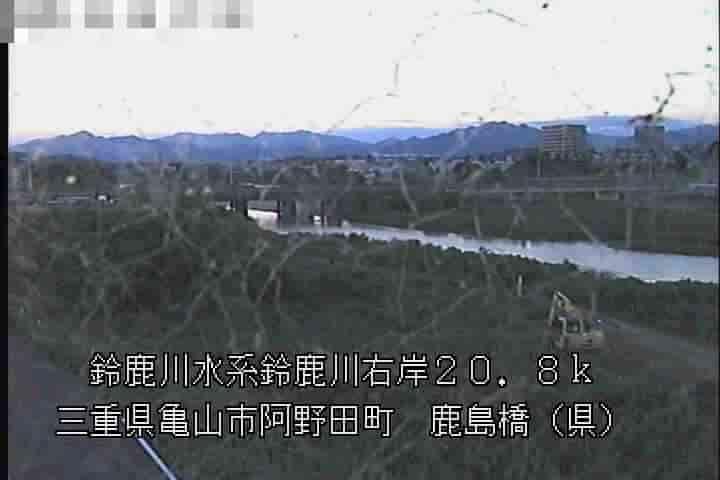 鈴鹿川-鹿島橋