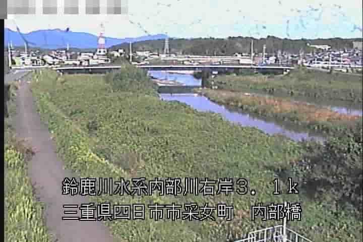 内部川-内部橋