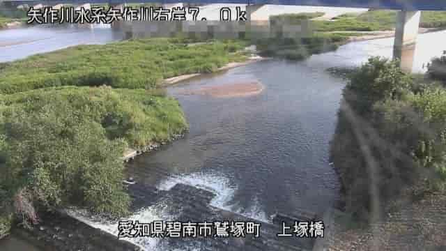 矢作川-上塚橋