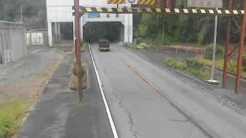 国道197号夜昼トンネル-大洲市側