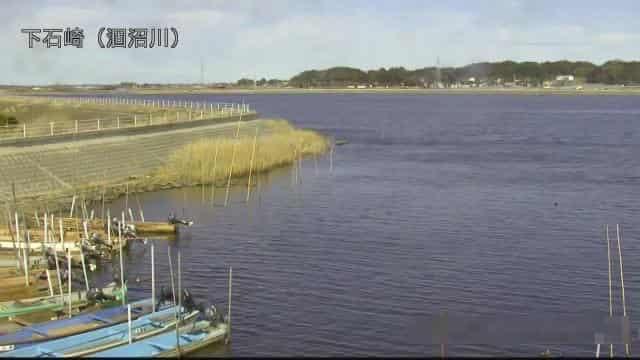 涸沼川-下石崎