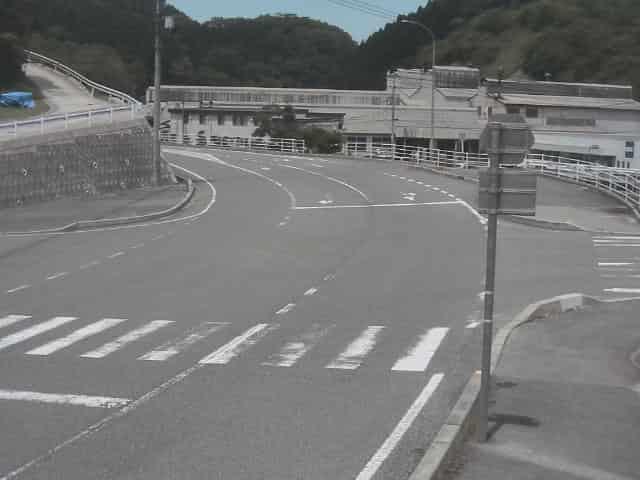 広島県道25号三原東城線-高光付近