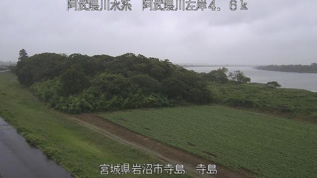 阿武隈川-寺島