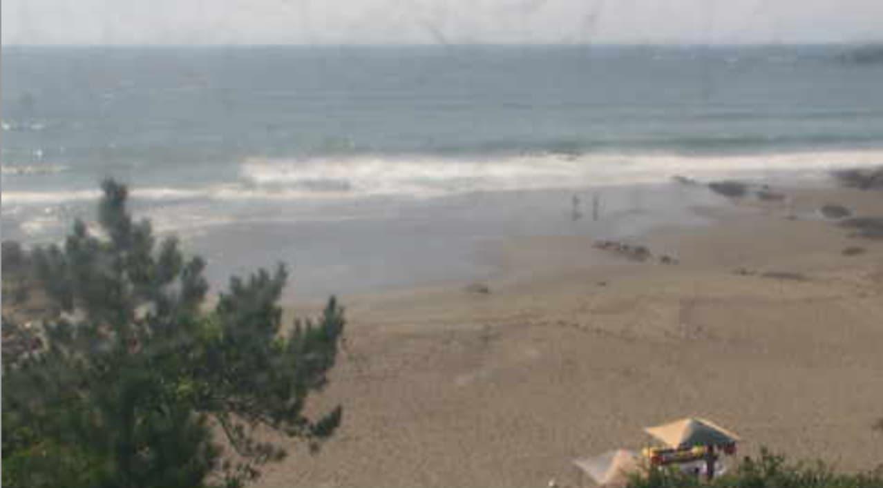 生見サーフビーチ