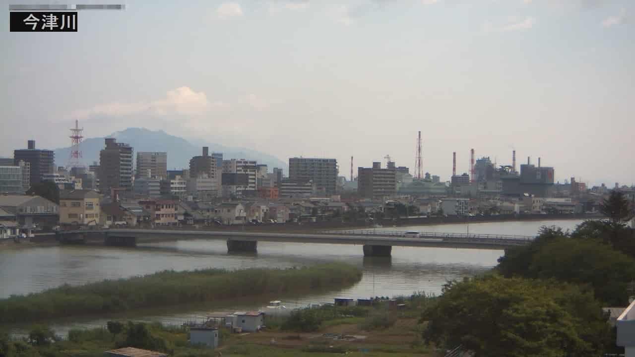 今津川-川下小学校