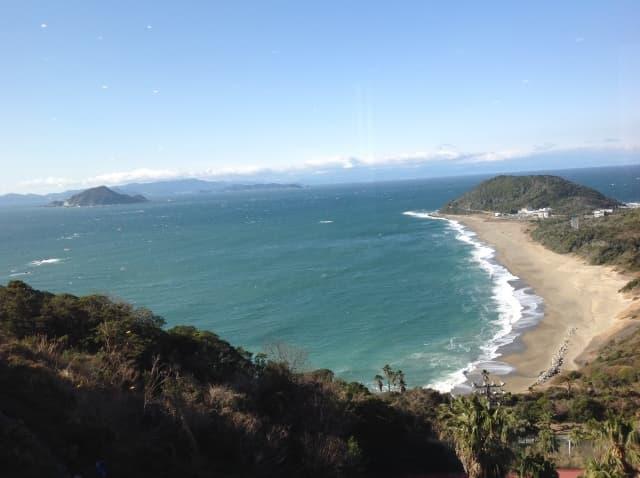 伊良湖岬-恋路ヶ浜