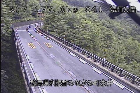 国道17号-法師大橋