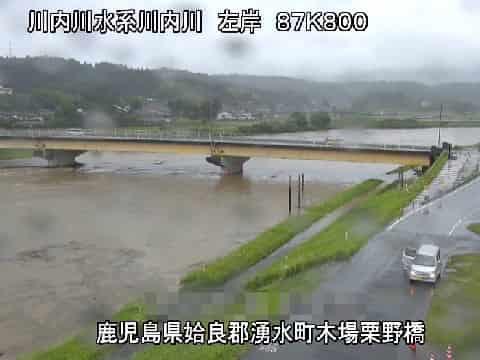 川内川-栗野橋