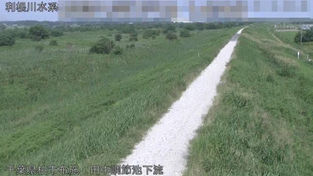 利根川-田中調節池