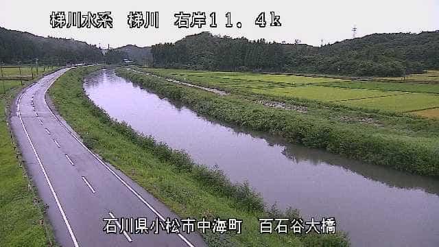 梯川-百石谷大橋