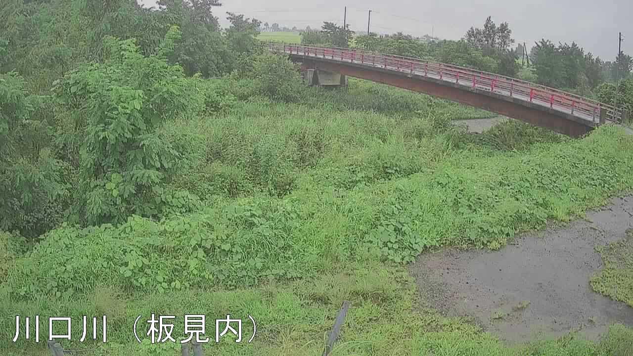 川口川-刈又橋