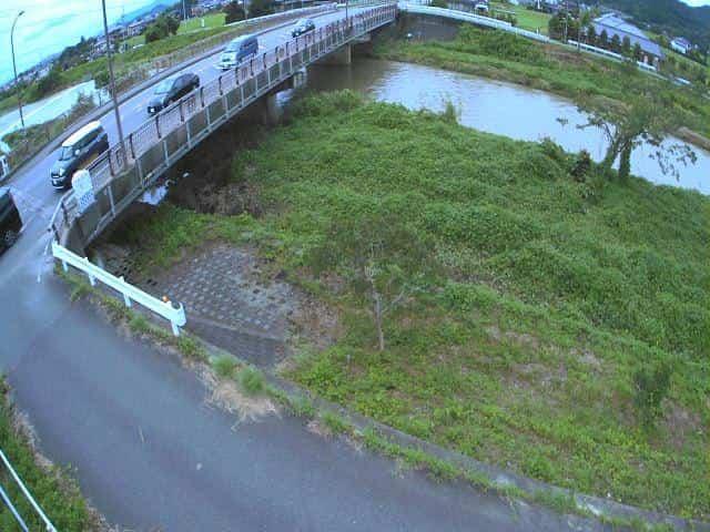 小石原川-新甘木橋付近