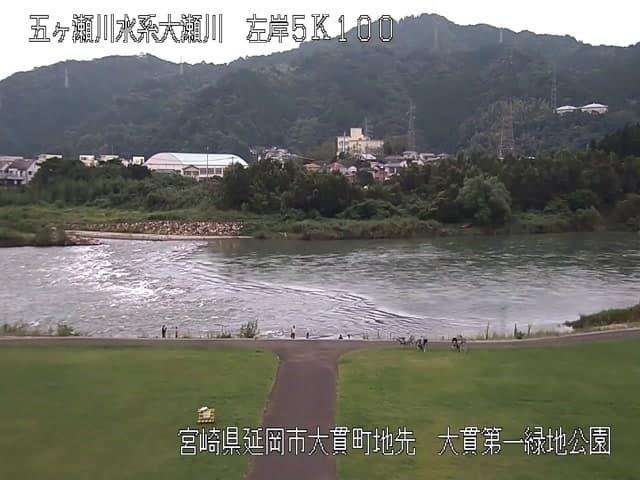 大瀬川-大貫第一緑地公園