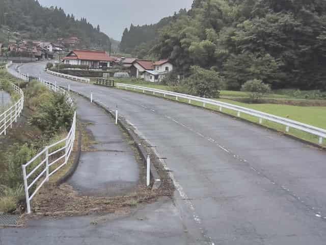 国道433号-安芸高田市美土里町桑田