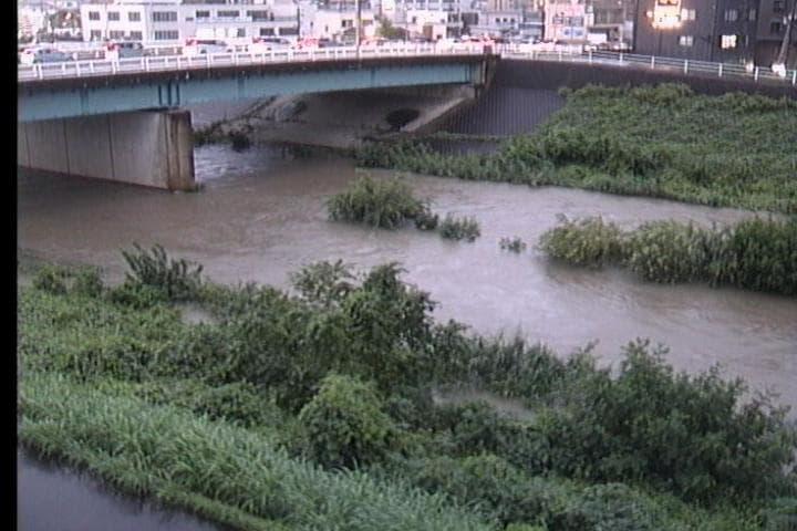 天白川-野並橋