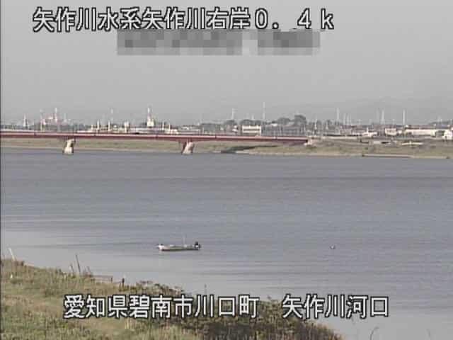 矢作川河口