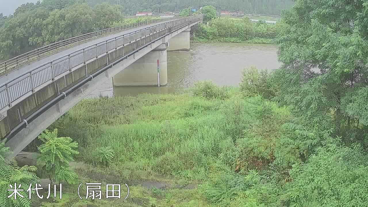 米代川-扇田大橋