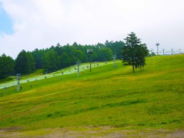 丸沼高原オートキャンプ場